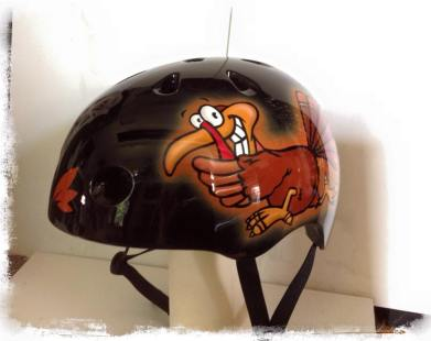 Turkey Helmet-2